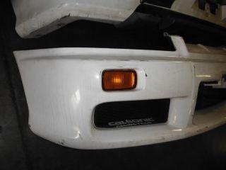 Nissan Skyline R34 GT GTS GTR JDM Bumper Hood Trunk Lid Tail Light Used RB26DETT