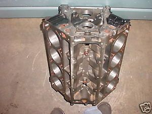 5 3 Liter LS GM Chevrolet Vortec Engine Block