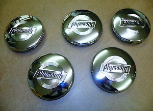 1932 PB Plymouth Hubcaps 1931