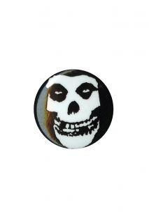 Misfits Fiend Skull 1 Pin