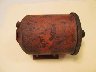Ford GPW Jeep CJ2A CJ3A M38 Willys MB Fram Oil Filter Canister