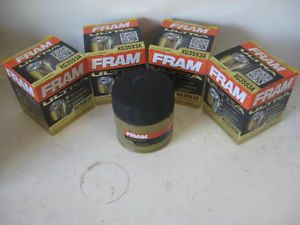 Fram XG3593A Ultra Guard Synthetic Oil Filter Lot 4 Four 15K Protection