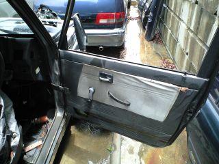 JDM Suzuki Jimny ABS Plastic Door Panels Samurai Sierra Santana Drover Caribbean