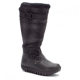 Mountrek Lisa Cross Strap  Women's   Black/Grey Wool