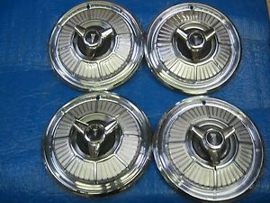 Plymouth Fury Hubcap Parts & Accessories