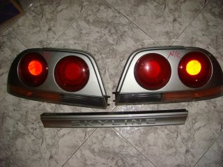 JDM Nissan Skyline r33 GTR Tail Lights RB25DET 240sx