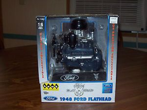 Hawk 1 6 Scale Ford Flathead V8 Engine Diecast Replica New Die Cast Vehicles