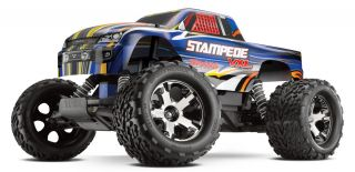 1972 Chevy C10 Traxxas Stampede VXL RTR Custom Painted RC Monster Truck 65 MPH