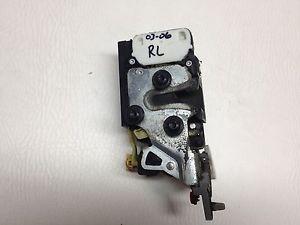 03 06 GM GMC Suburban Rear Left Door Latch Lock Actuator 16872415