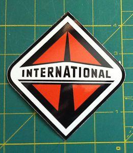 2 International Trucks Sami Decals Stickers