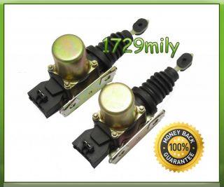 Door Lock Actuator Fit Cadillac Chevrolet GMC Blazer Jimmy Suburban Yukon 2pcs