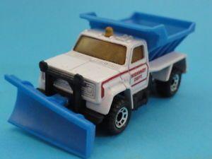 Matchbox Highway Maintenance Truck 1990