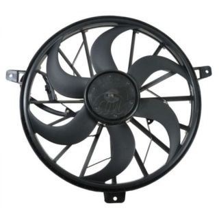 Radiator Cooling Fan 3 Pin Plug for 02 04 Jeep Grand Cherokee w Tow Package 4 0L