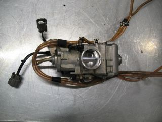 KX 250 Carburetor: Motorcycle Parts