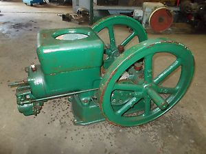 Nice Fairbanks Morse 3HP Antique Engine Hit Miss Farm Kerosene L K