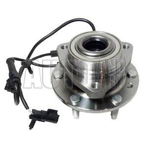 New Front Wheel Hub Bearing Assembly w ABS Sensor Chevy GMC Olds Buick SUV