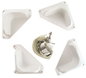 Tie Down Kit 54 162qt Boat Marine General Boating Coolers Ice Chests