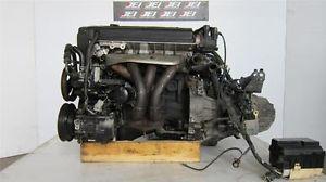 JDM Toyota 4AGE 20V Black Top Engine Swap 6 Speed 4A 20 Valve