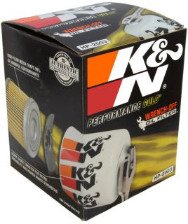 Double Pack Oil Filter HP 2003 Oil Filter for International Truck Applications