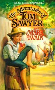 The Adventures of Tom Sawyer TOR Classics Mark Twain Very Good Book