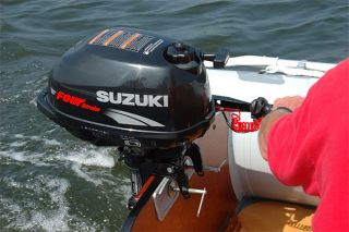 Used Honda 4 Stroke Outboard On Popscreen