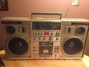 Technisonic Conion TC 999 Vintage Boombox RARE