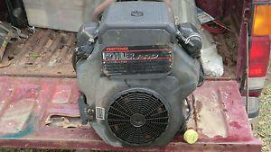 25 HP Kohler Pro 25 V Twin Engine Motor Vertical Shaft Engine Is Complete