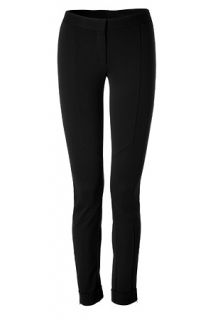 Black Skinny Pants with Ankle Zips von DEREK LAM  Luxuriöse