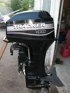 40 hp mercury outboard engine 40 free engine image for for Tracker outboard motor parts