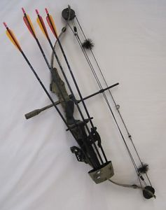 Golden Eagle Compound Bow Talon Extra Brown 55 70 30