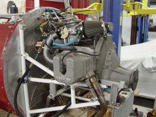 HKS 700E Light Aircraft Engine Rotax Replacement