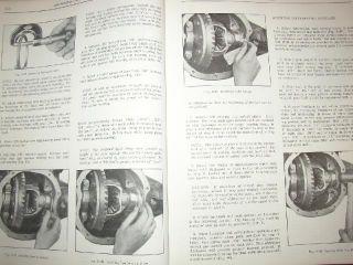 1965 65 Pontiac Shop Manual Book Parts Bonneville Grand Prix Catalina Star Chief
