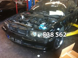 BMW M3 S54 M5 S62 Engine Transplant ECU Modification E24 E30 E31 E34 E36 Etc