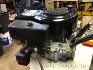 Briggs and Stratton 11 5 HP I C Engine Model 28D707 See Running Video
