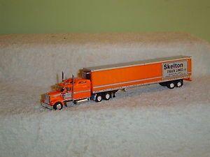 """Tonkin 1 87th KW w 900L Tractor Trailer """" Skelton Truck Lines """""""