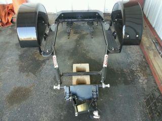 Voyager Trike Kit for Harley Dyna w O Wheels