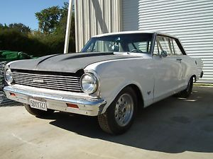 1965 Chevy Nova Pro Street Project Race Car
