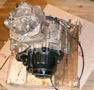 1985 Suzuki Quadrunner LT185 Parts Motor Engine Good Compression 85 86 87