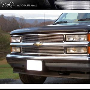 【Viogi】94 98 Chevy C K Pickup Truck Billet Grill Grille