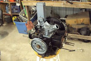 VW 1600 Dual Port Engine Short Block AE Volkswagen Beetle Bug Motor Air Cool