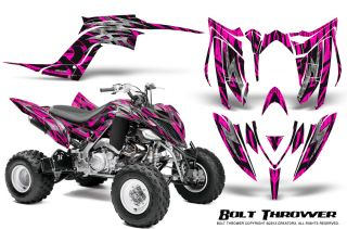 Yamaha Raptor 700 2013 Graphics Kit Creatorx Decals Stickers BTP