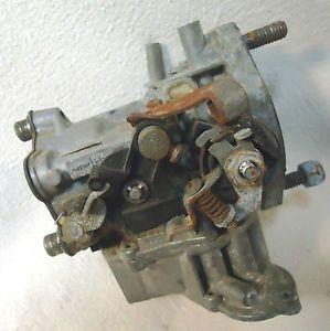 Used AMF Harley Davidson Carburetor Parts or Rebuild