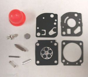 New Genuine RB 115 Zama Carburetor Rebuild Kit
