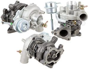 VW Volkswagen Golf Jetta Passat TDI 97 98 New Turbo Turbocharger