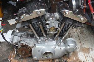 1973 Harley Davidson Ironhead Sportster 1000 XLH Engine Extra Parts
