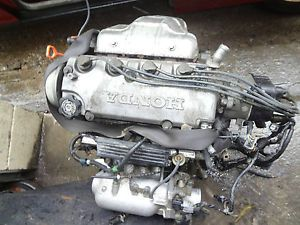 96 97 98 99 00 Honda Civic EX vtec D16Y8 1 6 L SOHC Engine Motor 117K Tested