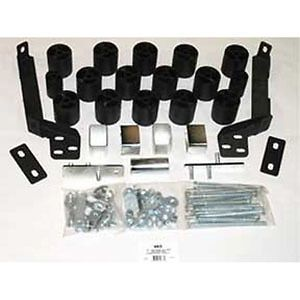 "Performance Accessories 3"" Body Lift Kit Dodge 1500 2500 3500 94 96 2WD 4WD"