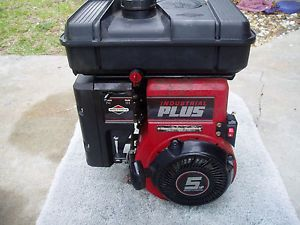 Briggs Stratton 5HP Industrial Commercial I C Engine Model 133432
