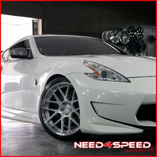 """20"""" Forged HB04 Two Piece Forged Concave Wheels Rims Fits Nissan 350Z 370Z"""