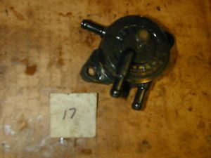Briggs Stratton 24HP ELS725 OHV Twin Cylinder 446677 Engine Fuel Pump